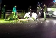 Hải Dương: Va chạm với xe container, một phụ nữ chết thảm