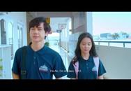 Sao nhí Lâm Thanh Mỹ lần đầu có bạn trai trong phim