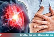 Người phụ nữ 35 tuổi nhồi máu cơ tim cấp sau chấn thương ngực kín