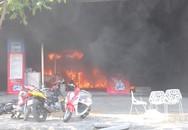 Cháy lớn ở cửa hàng xe máy, xe đạp điện ở Mỹ Tho