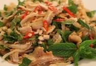 Gỏi tré - món ăn vặt xế chiều yêu thích của giới văn phòng Sài Gòn