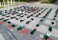 Hàng nghìn nhân viên VPBank cùng nhau plank chào năm mới nhiều năng lượng