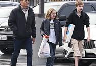 Chẳng buồn vì mất Angelina Jolie, Brad Pitt chỉ đau lòng khi nhìn thấy hình ảnh này của các con
