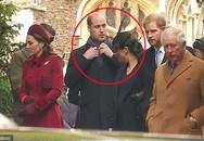 Sự thật đằng sau hành động phớt lờ em dâu Meghan từng gây bão của Hoàng tử William khi cô tìm cách bắt chuyện