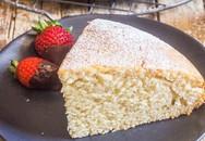 Chỉ dùng nồi cơm điện cũng có thể làm được bánh bông lan xốp mềm ngon ngất ngây