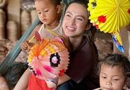 Cuộc sống hiện tại hướng Phật của Angela Phương Trinh