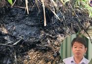 Tổng giám đốc Công ty CP kinh doanh nước sạch Sông Đà thừa nhận dầu loang nhưng nói nước có mùi là do clo