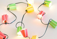 10 ý tưởng biến sợi đèn dây cũ kĩ trở nên rực rỡ, cực đơn giản nhưng khiến không gian lung linh ngoài mong đợi