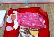 Vĩnh Long: Bé gái sơ sinh có dị tật ở tay bị bỏ rơi ở trước cổng chùa