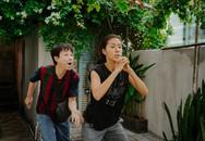 Hải Triều bị đánh bầm dập vì dám vỗ mông Minh Tú trên phim