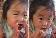 Bé gái kể khoảnh khắc lần đầu gặp bố mẹ nuôi