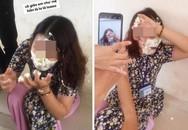 Chuyện cảm động đằng sau bức ảnh cô giáo bị trét đầy bánh kem trên mặt