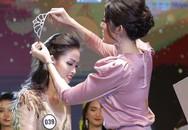 Nữ sinh năm thứ nhất đăng quang Hoa khôi ĐH Hà Nội 2019