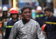 Chiến sĩ PCCC lao vào đám cháy cứu nam thanh niên 17 tuổi: 'Tôi không phải người hùng, vì mình tôi không thể cứu sống em ấy'