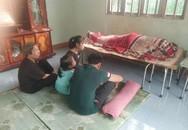 Quặn lòng cảnh 3 đứa con khóc ngất bên thi thể người mẹ sau tai nạn giao thông ở Đồng Nai