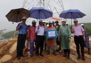 EVNNPT ghi nhận các nhà thầu xây lắp đảm bảo tiến độ thi công các dự án đường dây 500 kV mạch 3