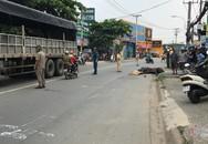 Né xe từ hẻm lao ra, người phụ nữ bị xe tải cán chết trên đường Sài Gòn