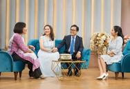 """Ốc Thanh Vân trầm trồ trước câu chuyện """"ngôn tình 30 năm ngoài đời thật"""" của cặp đôi doanh nhân"""