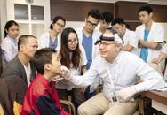 Hơn 30 bệnh nhân dị tật hàm mặt có hoàn cảnh khó khăn được thăm khám, phẫu thuật miễn phí