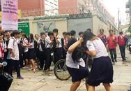 Học sinh đánh nhau, tung clip lên mạng, nhà trường ở đâu?