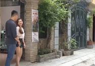 """Những nhân viên gương mẫu tập 44: Liên choáng khi vô tình gặp chồng Nguyệt đi với """"bồ"""""""