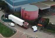 Phát hiện 39 thi thể trong container -25 độ C ở Anh