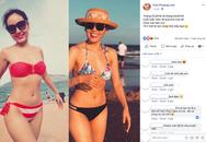 Phương Linh tự tin diện bikini khoe vóc dáng thon gọn đáng ngưỡng mộ ở tuổi U40