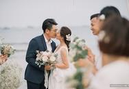 Ảnh cưới của 'nàng thơ xứ Huế' Kiều Oanh