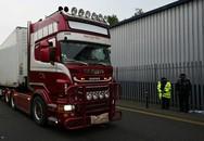 Cảnh sát Anh ra thông báo mới nhất về vụ việc 39 người tử vong trong xe lạnh