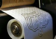 Ở Việt Nam thì bình thường nhưng giấy vệ sinh tại nước ngoài lại muôn hình vạn trạng thu hút khách hàng, có loại lên tới 34 tỷ đồng/cuộn
