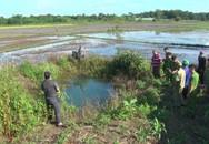 Bình Phước: Phát hiện thi thể phụ nữ dưới ao nước