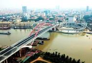 Cây cầu 2.100 tỷ đồng sắp thông xe