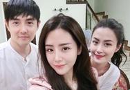 Ngay sau đám cưới, em gái Ông Cao Thắng nhanh chóng chứng minh mối quan hệ chị dâu - em chồng với Đông Nhi
