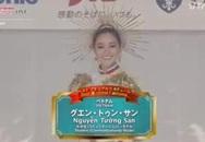 Tường San đoạt giải Quốc phục đẹp nhất tại Miss International