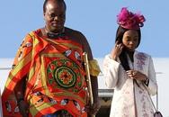 Vua châu Phi chi 17 triệu USD mua xe cho 14 vợ