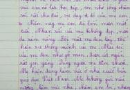 Những bài văn tả mẹ gây bão: Có bài đọc đau nghẹn trong tim, bài lại khiến ai nấy đều bật cười