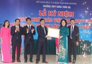 Trường THPT Khúc Thừa Dụ: Niềm vui lớn sau 20 năm thành lập