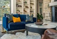 Sofa nhung - món đồ không thể thiếu khi mùa đông đã về