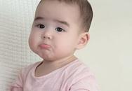 Con gái lai 7 tháng tuổi lai Tây xinh như thiên thần của Bảo Trúc