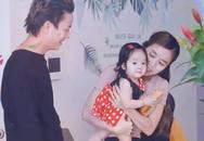 Bà xã Hoài Lâm chính thức công khai diện mạo con gái nhỏ xinh như thiên thần đúng ngày sinh nhật bé