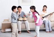 Những điều kỳ diệu cha mẹ trao tặng con mỗi ngày