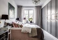 Căn hộ 55m² khiến ai cũng phải khen ngợi vì kết hợp các đồ nội thất chuẩn chỉnh khiến không gian sống đẹp như một bức tranh