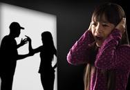Những hậu quả nghiêm trọng khi cha mẹ cãi nhau trước mặt con