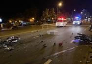 Nam sinh lớp 11 tử vong sau va chạm giữa 2 xe máy