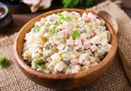 Salad Nga – món ăn ngon dễ làm, nhất định bạn phải thử