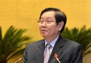 Bộ trưởng Lê Vĩnh Tân xin nhận khuyết điểm trước Quốc hội do quyết định 20 năm không sửa