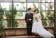 Đám cưới cặp đôi tí hon' như học sinh lớp 1 'gây bão' trên MXH khiến nhiều người xúc động