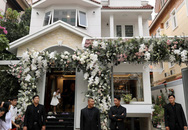 Biệt thự khủng nhà Đông Nhi lần đầu lộ diện qua lễ ăn hỏi