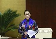 Chủ tịch Quốc hội Nguyễn Thị Kim Ngân đánh giá Bộ trưởng Nguyễn Mạnh Hùng trả lời thẳng thắn, cầu thị