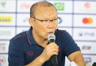 HLV Park Hang Seo nói gì về cú lội ngược dòng giành chiến thắng 2-1 của U22 Việt Nam trước tuyển Indonesia